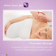 Prenatal Massage